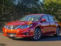 Cần bán xe Nissan Altima SL 2.5CVT đời 2016, màu đỏ, nhập khẩu nguyên chiếc tại USA