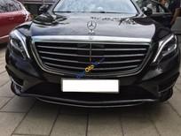 Bán Mercedes S550 đời 2016, màu đen, nhập khẩu