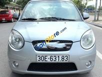 Cần bán xe cũ Kia Morning MT đời 2010, màu bạc số sàn