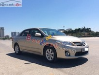 Bán Toyota Corolla Altis 1.8G đời 2013 như mới, giá chỉ 725 triệu