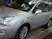 Cần bán Kia Carens sx đời 2012, màu bạc
