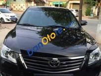 Cần bán xe cũ Toyota Camry AT đời 2011, màu đen số tự động