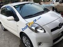Bán xe cũ Toyota Yaris AT đời 2012, màu trắng số tự động