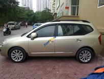 Bán Kia Carens SX đời 2010, màu ghi vàng, nhập khẩu chính hãng