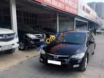Salon ô tô Hà Nội 1 bán Honda Civic 1.8AT đời 2008, màu đen