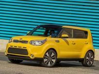 Bán xe Kia Soul FULL đời 2016, màu vàng, nhập khẩu chính hãng