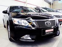 Bán xe Camry 2.5Q sản xuất 2012 màu đen