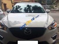 Bán xe Mazda CX 5 AT đời 2016, màu trắng