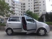 Cần bán gấp Chevrolet Spark MT 2009, màu bạc