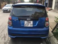 Cần bán Kia Morning LX 2011, màu xanh dương, giá 266tr