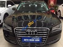 Cần bán Audi A8 sản xuất 2011, màu đen, nhập khẩu nguyên chiếc