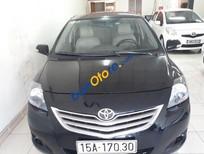 Bán Toyota Vios đời 2013, màu đen, số sàn