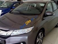 Cần bán xe Honda City 1.5 CVT năm 2016, màu nâu, 574tr