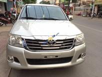Cần bán xe Toyota Hilux 2.5E năm 2011, nhập khẩu Thái Lan