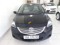 Bán Toyota Vios E đời 2013, màu đen số sàn, giá tốt