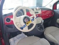 Bán xe cũ Fiat 500 AT đời 2009, màu đỏ, nhập khẩu chính hãng số tự động, 545tr