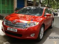 Bán Toyota Venza 2.7 năm 2009, màu đỏ, nhập khẩu nguyên chiếc