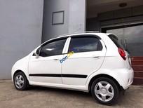 Cần bán xe Chevrolet Spark MT đời 2009, màu trắng giá 146tr