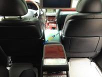 Cần bán Lexus LS 460 đời 2007, màu đen chính chủ