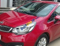 Cần bán xe cũ Kia Rio 1.4 AT đời 2014, màu đỏ, giá 492tr