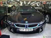 Bán BMW i8 đời 2015, màu đen, xe đẹp