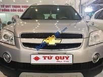 Cần bán xe cũ Chevrolet Captiva MT đời 2008 số sàn