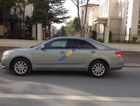 Bán chiếc Camry 2.4G đời cuối 2010, màu bạc, chính chủ mua từ mới