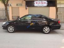 Cần bán gấp Toyota Camry đời 2005, màu đen ít sử dụng, giá chỉ 470 triệu
