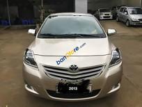 Xe Toyota Vios E năm 2013 chính chủ, 495 triệu