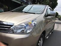 Cần bán lại xe Toyota Innova J 2008, màu ghi vàng