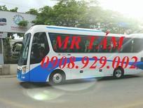 Giá xe 29 chỗ bầu hơi Thaco TB82