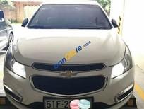 Cần bán xe Chevrolet Cruze LTZ 1.8AT 2015, màu trắng