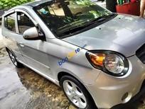 Xe Kia Morning SLX đời 2010, màu bạc, nhập khẩu chính chủ