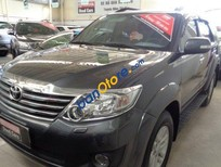 Xe Toyota Fortuner 2.7V 4x4 AT đời 2012
