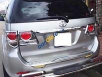 Salon Ô Tô Miền Đông bán Toyota Fortuner G 2.5MT 2014, màu bạc số sàn, giá chỉ 925 triệu