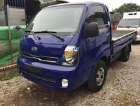 Bán xe Kia Bongo đời 2014, màu xanh lam, xe nhập, giá 440tr