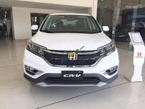 Honda Long Biên tư vấn và bán xe Honda CRV 2016 giá ưu đãi lớn nhất, khuyến mại lớn. LH: 0915216186 để được giá tốt
