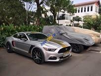 Cần bán xe Ford Mustang EcoBoost 2.3AT đời 2015, màu bạc, nhập khẩu chính hãng
