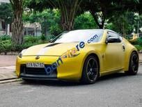 Bán xe cũ Nissan 370Z đời 2009, màu vàng, nhập khẩu nguyên chiếc