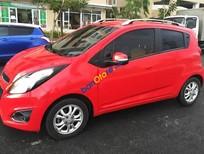 Cần bán xe Chevrolet Spark LTZ đời 2015, màu đỏ chính chủ, giá tốt