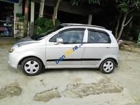Bán Chevrolet Spark LT đời 2009, màu bạc chính chủ