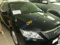 Cần bán gấp Toyota Camry 2.5G AT đời 2012, màu đen chính chủ