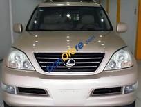 Cần bán xe Lexus GX 470 năm 2007, xe nhập chính chủ