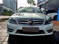 Cần bán xe Mercedes C300 đời 2013, màu trắng