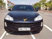 Cần bán gấp Porsche Cayenne Turbo S 2008, màu đen, nhập khẩu chính hãng còn mới