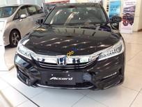 Honda Accord 2.4 AT đời 2016, màu đen, nhập khẩu, hỗ trợ trả góp 95%