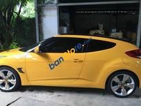 Bán Hyundai Veloster đời 2011, màu vàng, xe nhập, 650 triệu