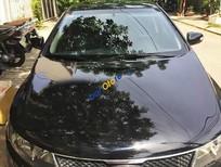 Bán ô tô Kia Forte SLi đời 2009, màu đen, nhập khẩu chính hãng chính chủ, giá tốt