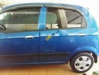 Xe Chevrolet Spark Van năm 2015, màu xanh lam cần bán