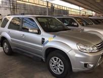 Cần bán xe Ford Escape 2 cầu đời 2009, màu bạc
